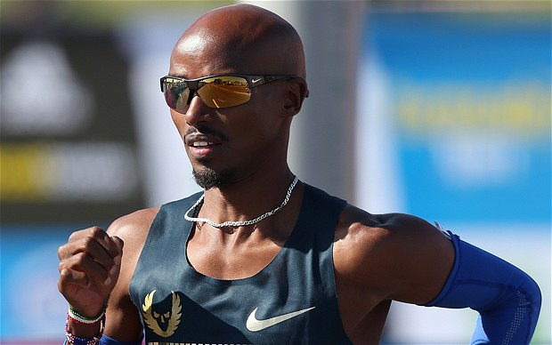 "Nike teme que Mo Farah se incorpore a su lista de ""embajadores malditos"""