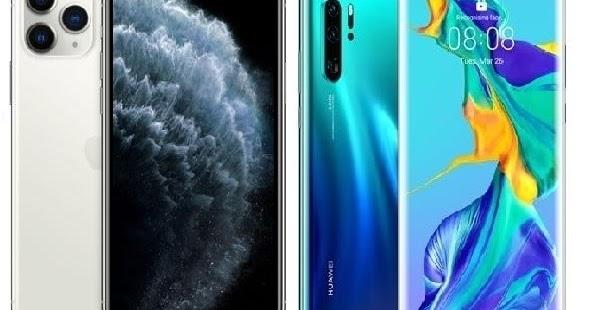 iPhone 11 Pro Vs Huawei P30 Pro Specs Comparison