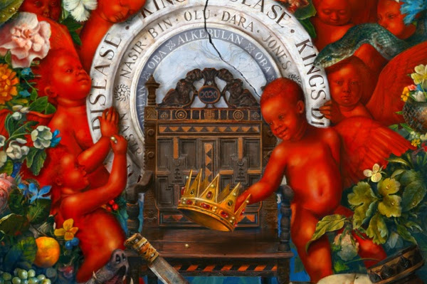 Album Stream: Nas - King's Disease
