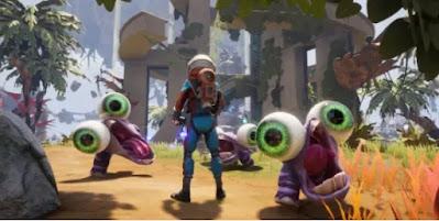 لعبة  Journey to the Savage Planet مع متطلبات التشغيل