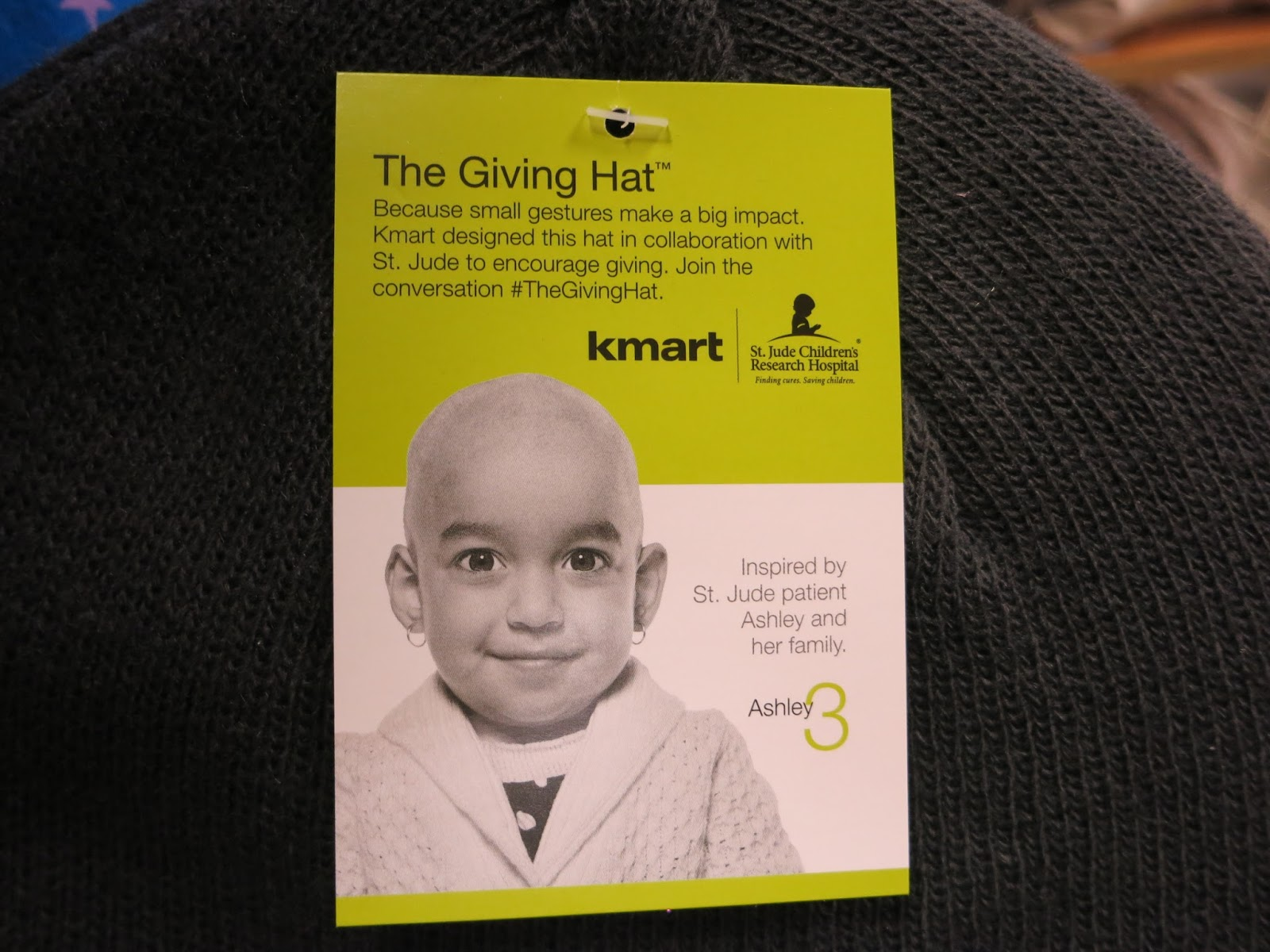 5c4fbc74 Since 2006 Kmart has raised more than 76 million dollars to help St. Jude,  their patients and families. With a small donation of 5 dollars (St. Jude  gets a ...