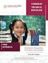 Consejo Técnico Escolar Fase Intensiva Ciclo Escolar 2020-2021 Educación Preescolar Primaria y Secundaria