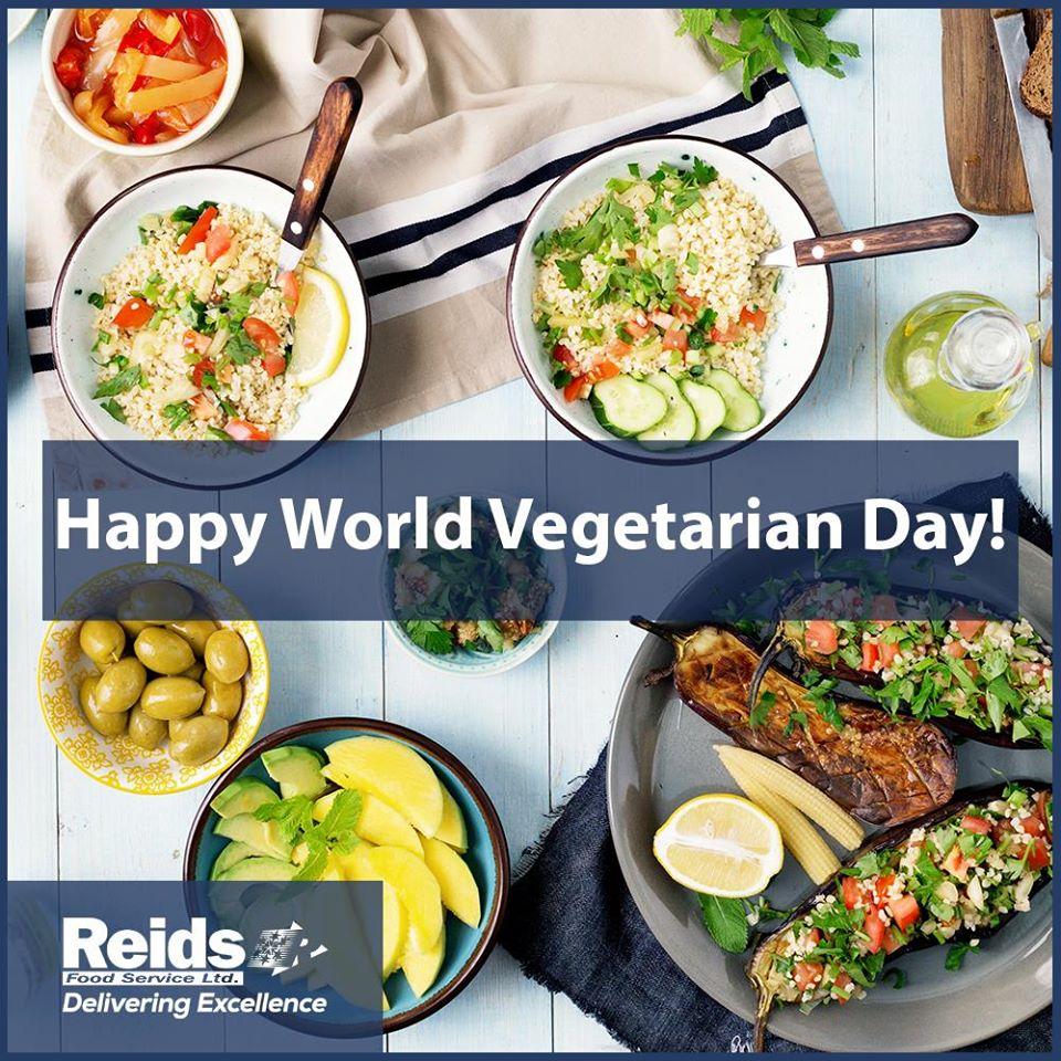 World Vegetarian Day Wishes Pics