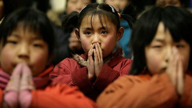 Una china frustrada por no dar a luz un niño mata a cuatro de sus hijas y hiere a su último bebé