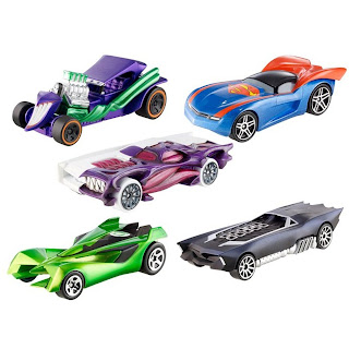 V Ling Dc Universe Character Cars