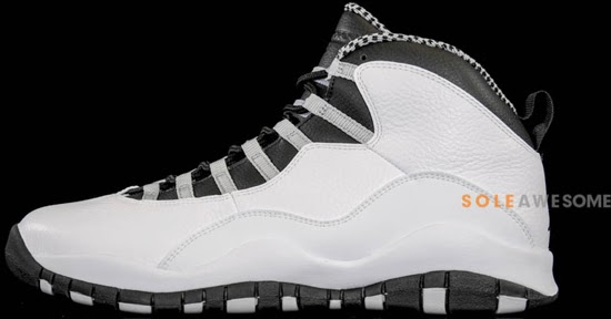 b35b3e28d0b ajordanxi Your #1 Source For Sneaker Release Dates: Air Jordan 10 Retro  White/Black-Light Steel Grey-Varsity Red October 2013