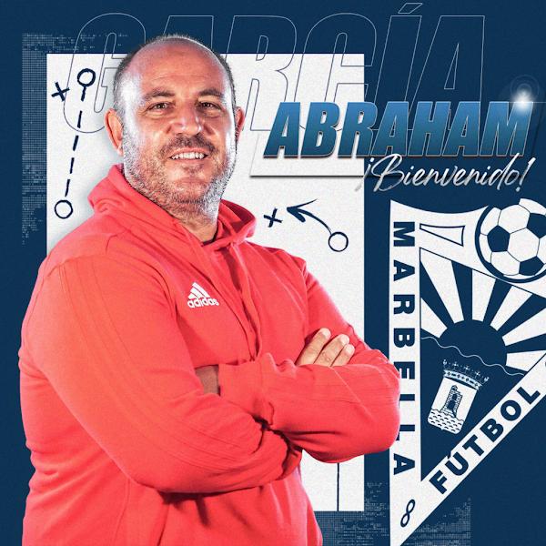 Oficial: Marbella FC, Abraham García nuevo técnico