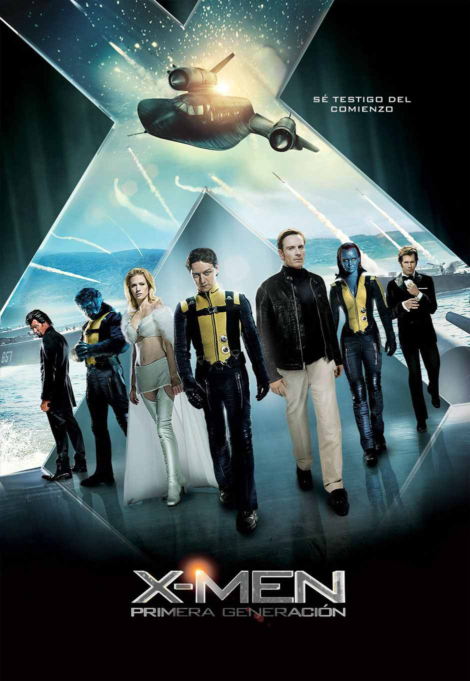 movies on demand x men first class 2011. Black Bedroom Furniture Sets. Home Design Ideas