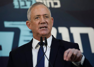 Gantz implora aos legisladores israelenses que evitem as terceiras eleições e aceitem sua liderança