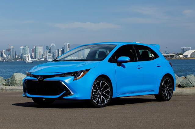 TOYOTA COROLLA IM HORSE POWER AND REDESIGN