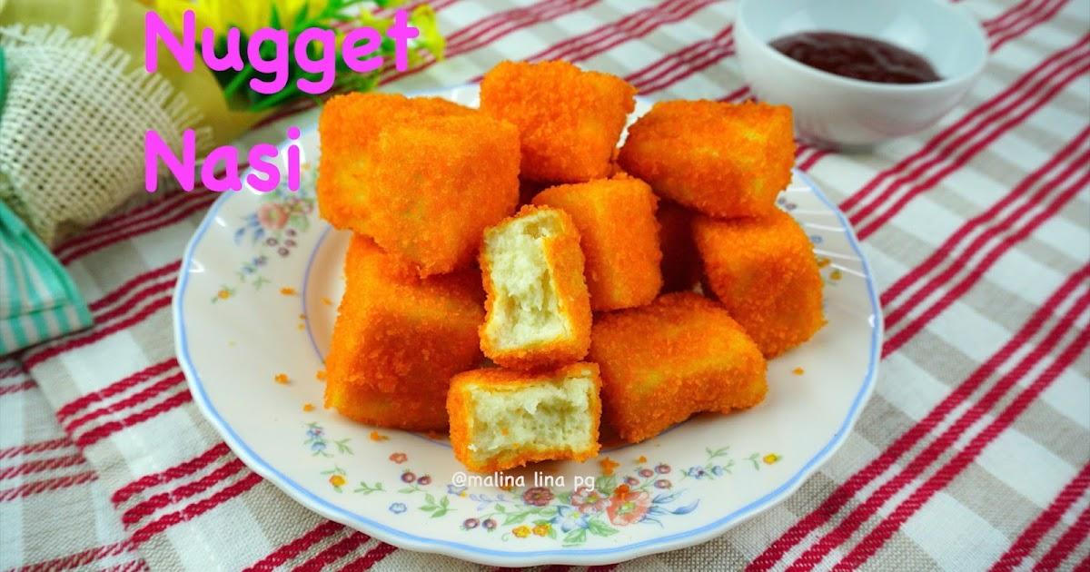 Nugget Nasi Mudah dan Sedap - TERATAK MUTIARA KASIH