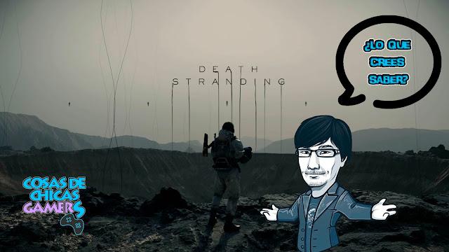 Teorías Death Stranding