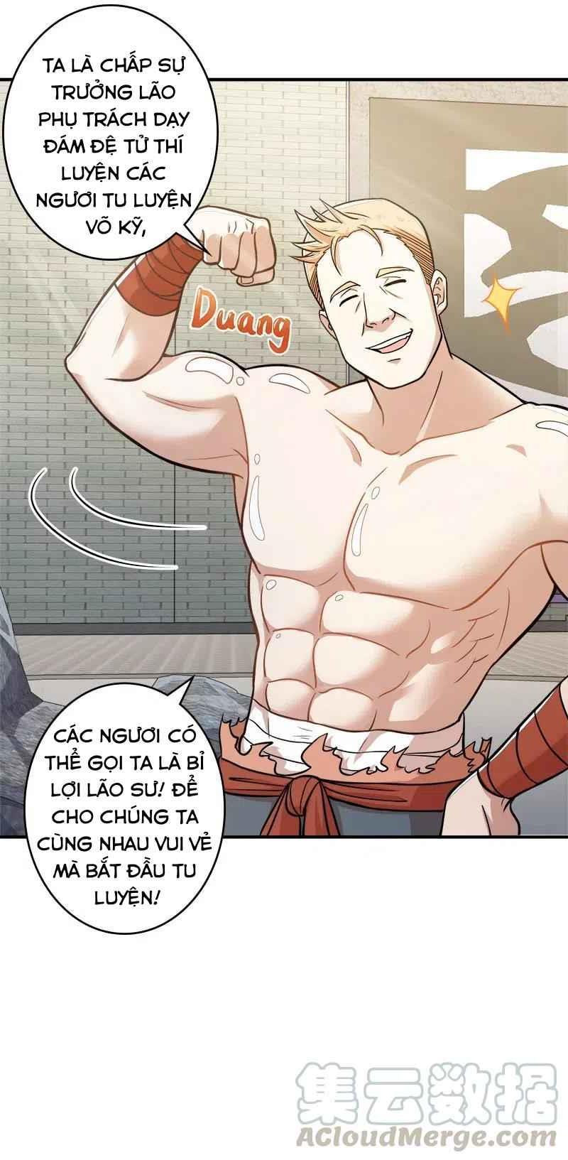Sinh Hoạt Của Võ Đế Sau Khi Ẩn Cư  Chapter 6 - upload bởi truyensieuhay.com