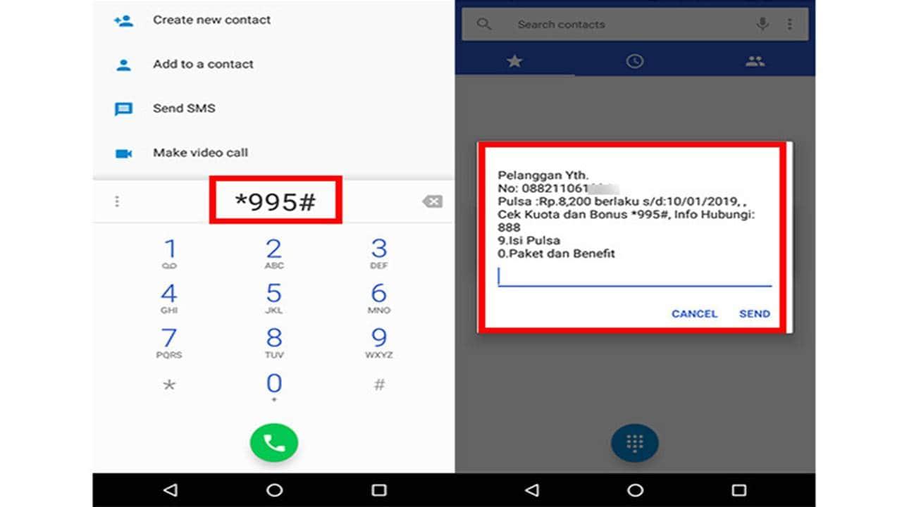 Cara Cek Nomor Smartfren melalui Dial Panggilan