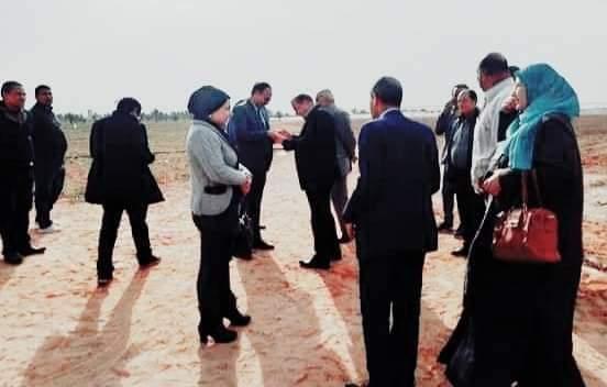 مؤسسات المجتمع المدني تشارك وزارة الزراعة في نشر التوعية بضرورة التحول من الري بالغمر الي الري الحديث
