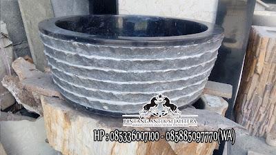 Meja Wastafel Granit Marmer, Wastafel Dari Marmer, Jual Wastafel Marmer