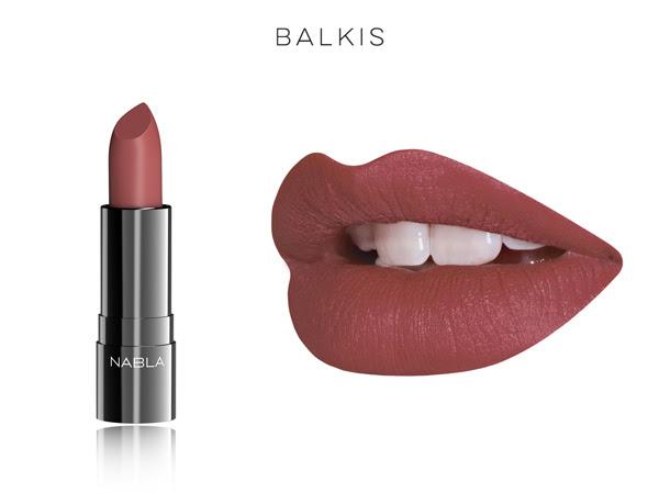 Butterfly Valley, Nabla Cosmetics, Makeup, Cherry Diamod Lips, Conrad Roset, Balkis
