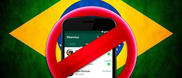 Ministério Público Federal pode banir o WhatsApp do Brasil