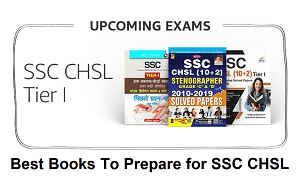 Buy SSC CHSL Books