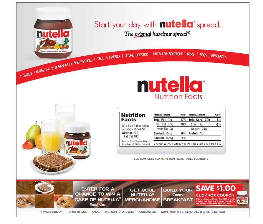 Nutrition Advertisements – Quotes of the Day