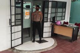 Polres Kepulauan Aru Gelar Pengamanan Objek Vital di Dobo