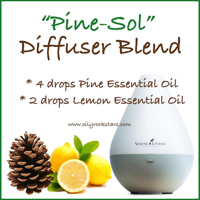 """DIY """"Pine-Sol"""" All-Purpose Cleaner"""