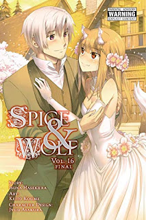 Download Novel Spice and Wolf