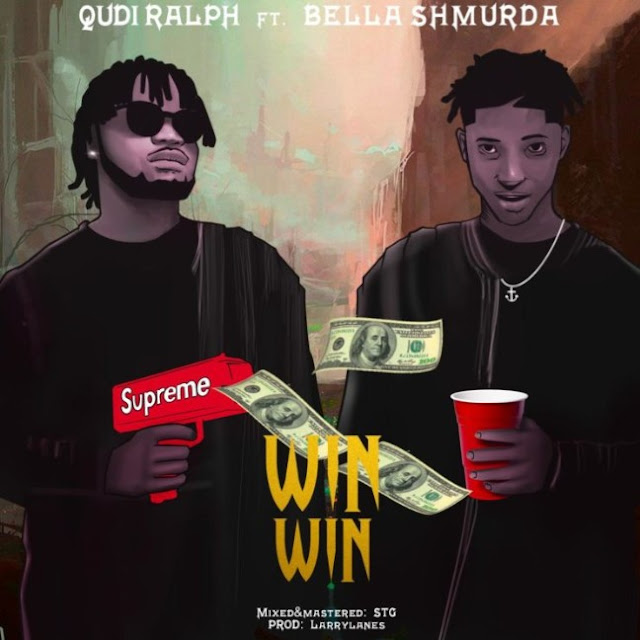 "Qudi Ralph ft. Bella Shmurda – ""WinWin"" (Mp3 Download)"