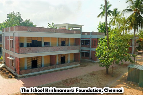 The School Krishnamurti Foundation, Chennai