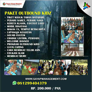 paket outbound kids