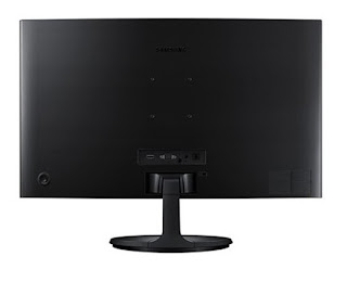 SAMSUNG LED Monitor Curved 27 Inch