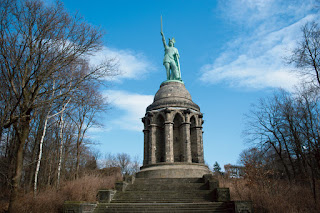 Visitar el monumento Hermannsdenkmal