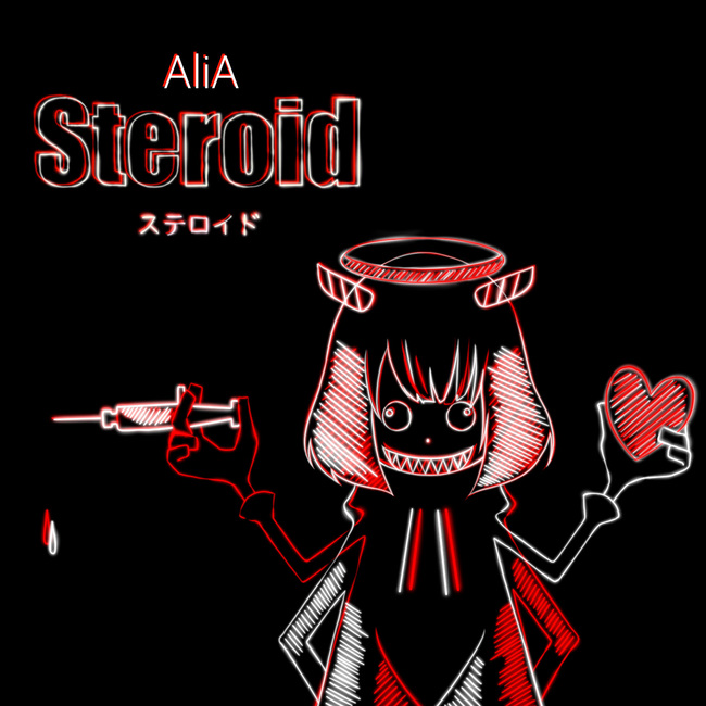 AliA - ステロイド [2021.03.10+MP3+RAR]