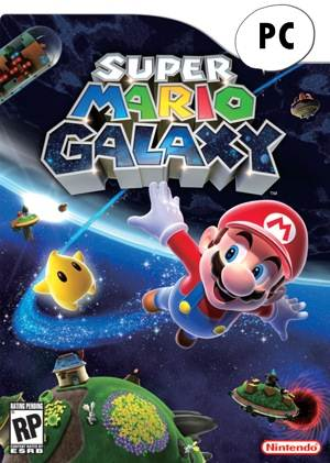 Super Mario Galaxy PC Full 2011 ISO Descargar DVD 5