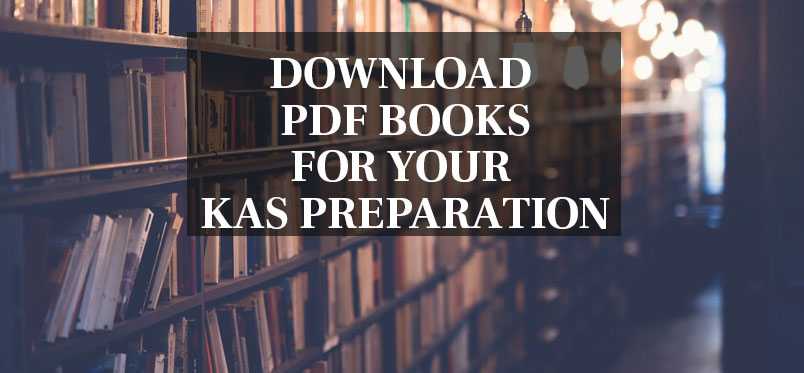 Download NCERT Text for KAS Preparations