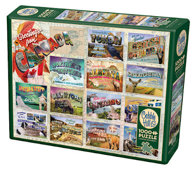 Greetings from Canada 1000 piece by Cobble Hill Puzzles