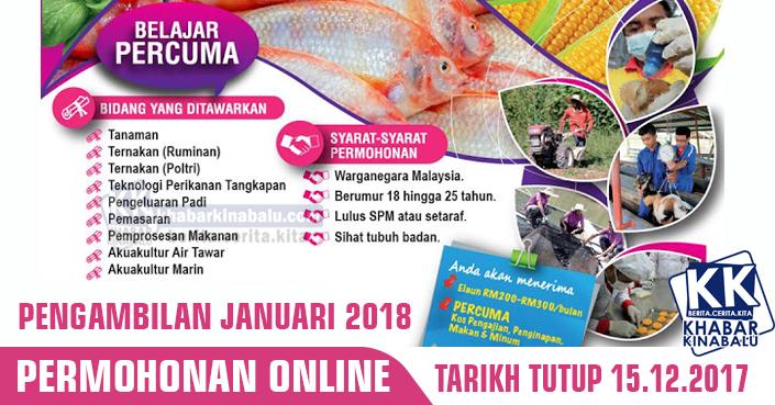 Program Latihan Kemahiran Pertanian (PLKPK) | Belajar Percuma