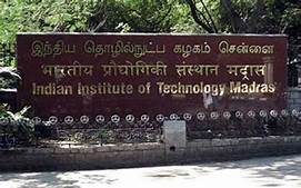 Indian Institute of Technology Madras has crossed the 1,000-mark in patents generated by it in india and abroad, officers aforementioned
