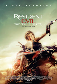 Resident Evil 6: El capitulo final (2016) Online