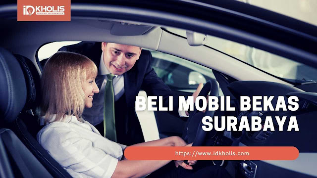 Beli Mobil Bekas Surabaya