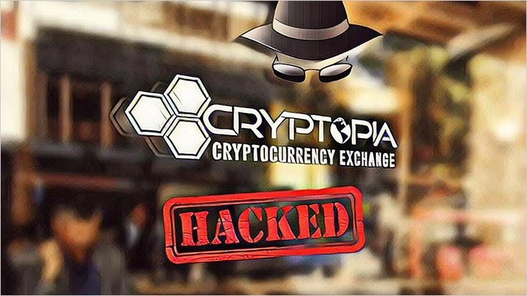Клиенты Cryptopia начнут подавать заявки на возврат средств