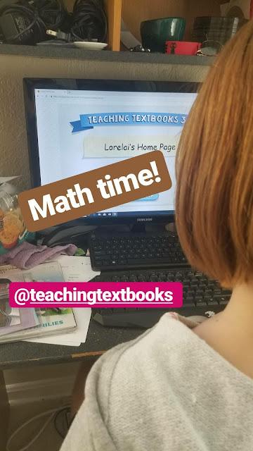 online homeschool math curriculm