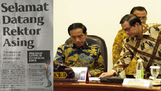 Impor Rektor Asing Disetujui Presiden, Begini Reaksi Keras Wakil Ketua DPR