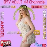 IPTV Channels ADULT m3u Lists Updated 23/06/2021