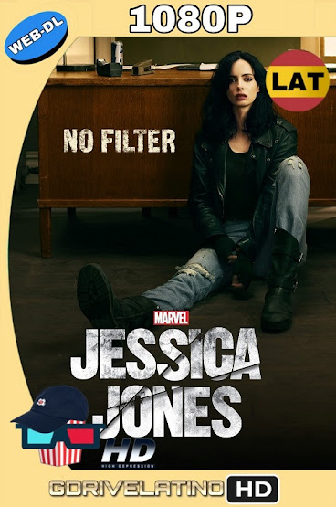 Jessica Jones (2018) Temporada 02 NF WEB-DL Latino-Ingles MKV