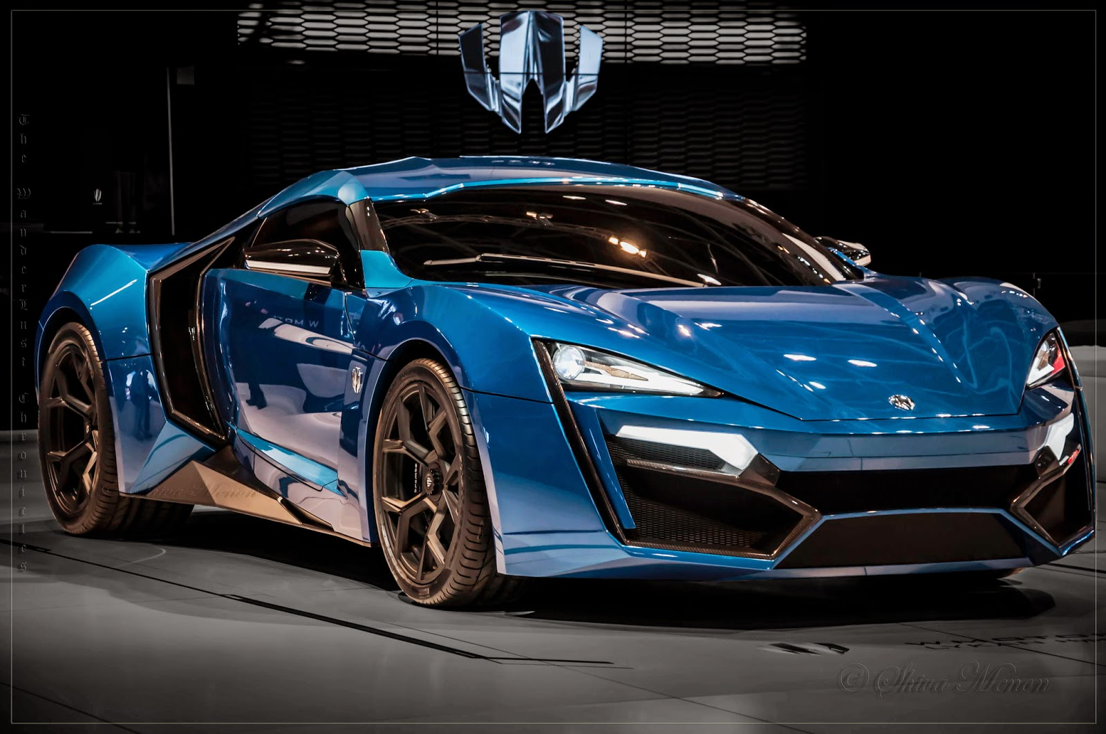 Ultimate Supercar How Fancy Arabic? Lykan Hypersport
