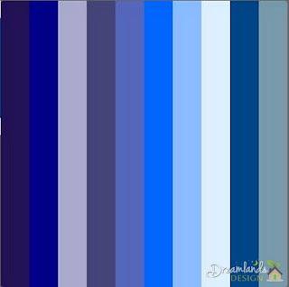 Calm Color Scheme