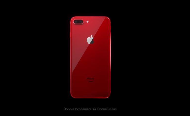 Canzone Apple Pubblicità iPhone 8 Rosso Special Edition, Spot Maggio 2018