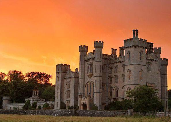 HomeAway, Operazione Vinci un soggiorno a  Duns Castle !