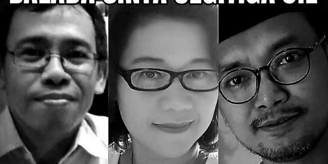 Korban Mubahalah Habib Rizieq Mulai Berjatuhan, Tiga Pentolan JIL Ahoker Terbongkar Aibnya